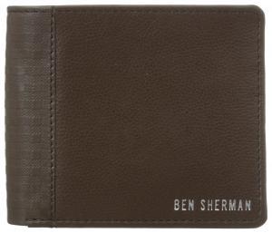 Ví Ben Sherman Men's Gingham Emboss Billfold