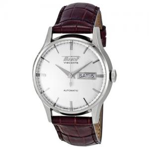 Đồng hồ Tissot Heritage Visodate Automatic Silver Dial Mens Watch T019.430.16.031.01