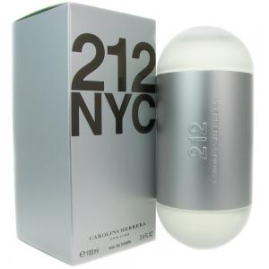 Nước hoa 212 NYC by Caroline Herrera For Women. Eau De Toilette Spray 3.4-Ounce Bottle