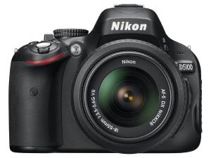 Máy ảnh Nikon D5100 DSLR Camera with 18-55mm f/3.5-5.6 AF-S Nikkor Zoom Lens (OLD MODEL)
