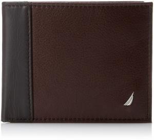 Ví Nautica Men's Milled Passcase Wallet