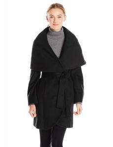 Áo khoác T Tahari Women's Marla Wool Wrap Coat