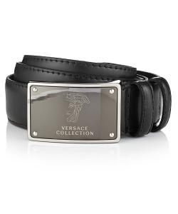 Dây lưng Versace Collection Men's Leather Belt