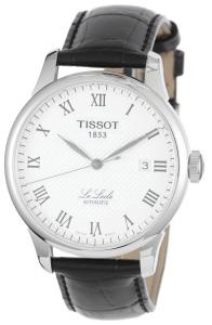 Đồng hồ Tissot Watches Tissot T Classic Le Locle Automatic Case Back Transparent Men's Watch