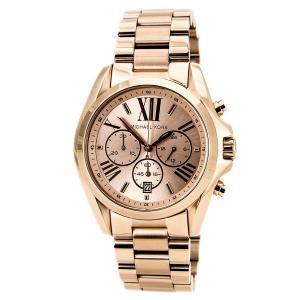 Đồng hồ Michael Kors Roman Numeral Watch MK5503 Rose Gold