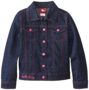 Áo khoác Hello Kitty Big Girls' Denim Jacket