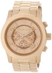 Đồng hồ Michael Kors Men's MK8096 Runway Rose-Tone Watch