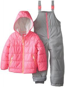 Áo khoác Carter's Little Girls'  Snow Suit