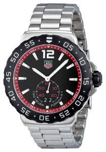 Đồng hồ Tag Heuer Men's WAU1114.BA0858 Formula 1 Black Dial Dress Watch