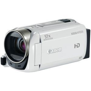 Máy quay phim Canon VIXIA HF R500 Digital Camcorder (White)