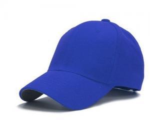 Mũ Blank Kids Youth Baseball Adjustable Velcro Hat