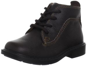 Boot Hush Puppies Bowdoin Lace-Up Boot (Toddler/Little Kid/Big Kid)