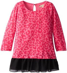 Áo Speechless Big Girls' Burnout Sweater with Chiffon Hem