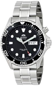 Đồng hồ Orient Men's EM65008B Ray Automatic Stainless Steel Watch