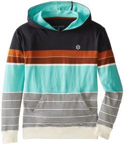 Áo khoác Billabong Big Boys' Spinner Jersey Pullover Hoodie Sweatshirt
