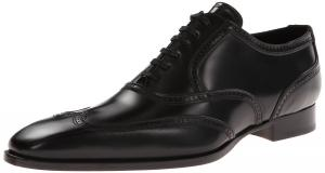 Giày DSQUARED2 Men's Laced Up Abrasivato Oxford