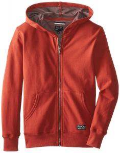 Áo khoác RVCA Big Boys' Crucial Zip Hoodie Jacket