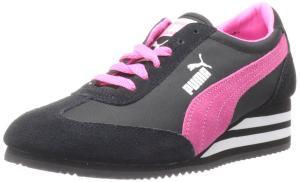 Giày PUMA Women's Caroline Stripe Wedge Sneaker