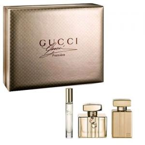 Nước hoa Gucci Premiere for Women 3 Piece Gift Set: 2.5 Oz Eau de Parfum Spray + 3.3 Oz Body Lotion + 0.25 Oz Eau de Parfum Spray By Gucci