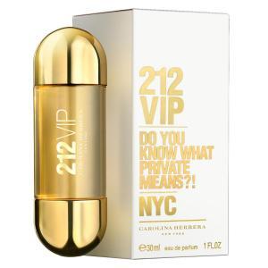 Nước hoa 212 VIP by Carolina Herrera Eau De Parfum Spray for Women, 1 Ounce