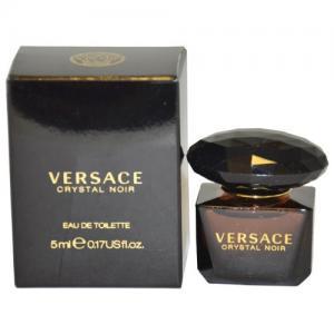 Nước hoa Versace Crystal Noir by Versace for Women Eau De Toilette Splash , 5 ml