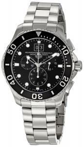 Đồng hồ TAG Heuer Men's CAN1010BA0821 Aquaracer Chronograph Watch