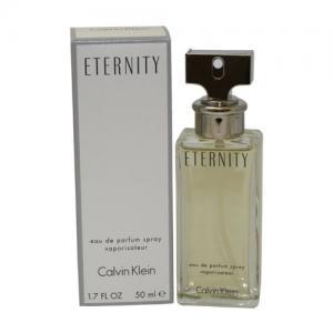Nước hoa Eternity by Calvin Klein for Women, Eau De Parfum Spray, 1.7 Ounce