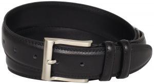 Dây lưng Florsheim Men's Smooth Grain Padded Leather Belt 32MM