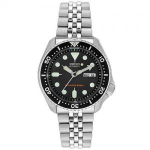 Đồng hồ Seiko Men's SKX007K2 Diver's Automatic Watch