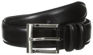 Dây lưng Florsheim Men's Pebble Grain Leather Belt 32MM