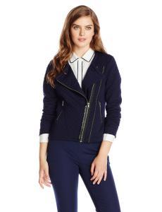 Áo khoác Sanctuary Clothing Women's Knit Everyday Moto Jacket