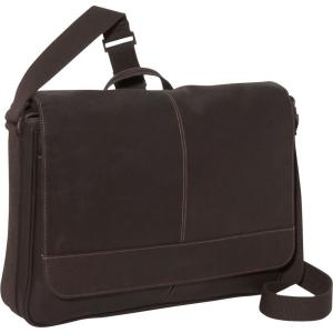 Túi Kenneth Cole Reaction Come Bag Soon - Colombian Leather Laptop & iPad Messenger