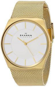 Đồng hồ Skagen Men's SKW6069 Havene Quartz 3 Hand Stainless Steel Gold Watch