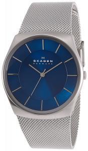 Đồng hồ Skagen Men's SKW6068 Havene Quartz 3 Hand Stainless Steel Silver Watch