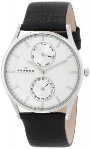 Đồng hồ Skagen Men's SKW6065 Holst Quartz/Multi Stainless Steel Black Watch