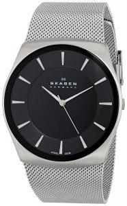 Đồng hồ Skagen Men's SKW6019 Havene Quartz 3 Hand Stainless Steel Silver Watch
