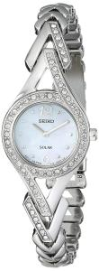 Đồng hồ Seiko Women's SUP173 Jewelry-Solar Classic Watch