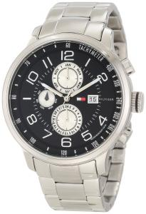 Đồng hồ Tommy Hilfiger Men's 1790860 Multi-Function Enamel Sport Watch