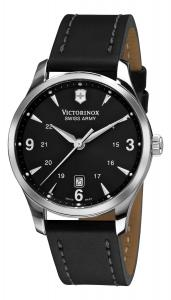 Đồng hồ Victorinox Swiss Army Men's 241474 Alliance Black Dial and Strap Watch
