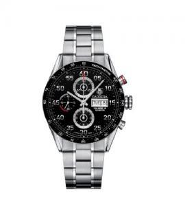 Đồng hồ TAG Heuer Men's CV2A10.BA0796 Carrera Automatic Chronograph Watch