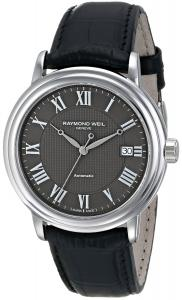 Đồng hồ Raymond Weil Men's 2837-STC-00609 Automatic Stainless Steel Grey Dial Watch