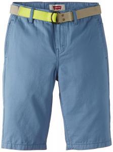 Quần Levi's Big Boys' Beach Comber Belted Flat-Front Short