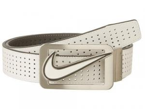 Dây lưng Nike Golf 2013 Square Plaque Perforated Reversible Belt