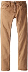Quần Levi's Big Boys' 511 Slim Slub Twill Pants
