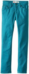 Quần Levi's Big Boys' 510 Skinny Fit Jean Shaded Spruce