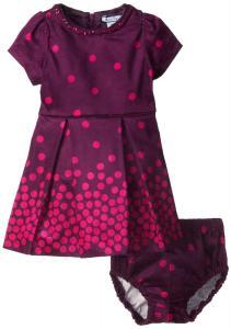 Váy Hartstrings Baby-Girls Infant Girls Cotton Blend Corduroy Dress