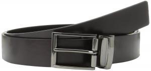 Dây lưng Calvin Klein Men's Reversible Gunmetal Dress Belt