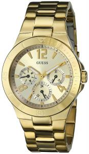 Đồng hồ GUESS Women's U12631L1 Active Shine Gold-Tone Watch