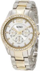 Đồng hồ XOXO Women's XO5478 Metal and Rhinestones Watch