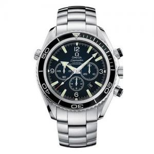 Đồng hồ Omega Men's 2210.50.00 Seamaster Planet Ocean Automatic Chronometer Chronograph Watch